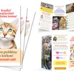 Letáky pro tisk v tiskárně (soubory ke stažení)
